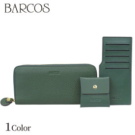 BARCOS GLウォレット ラウンド型財布<チルコロR> レディース 全1色 ONESIZE バルコス