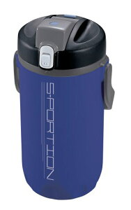 水筒 2L スポーション ワンタッチローダージャグ 2.0L ブルー D-2769 ボトル 直飲み パール金属 保冷 スポーツ 熱中症対策 ウォータージャグ
