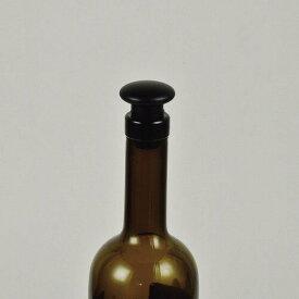 ワイン栓 ボトルストッパー ブラック ドメーヌ・ルティ C-3707 パール金属 限定数量特価 ワインストッパー コルク ボジョレー