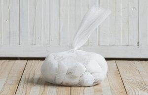 マルチングストーン・シャイニングホワイト ≪園芸用飾り石≫