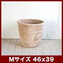 テラアスタ シーリス M15号  ≪植木鉢/テラコッタ鉢/大型プランター/アンティーク調≫