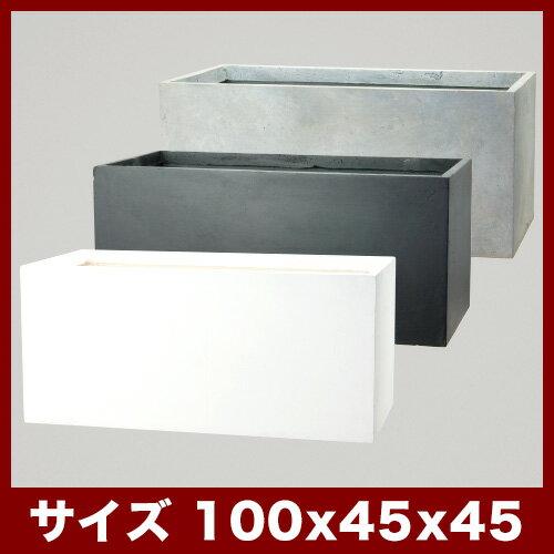 【植木鉢】【大型】ファイバークレイプロ 01 ラムダ 100【植木鉢 大型 プランター おしゃれな植木鉢 鉢 軽量 セメント】
