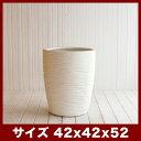 ファイバークレイプロ 23 サン・ミドル リッジ 42 ≪大型植木鉢/陶器・テラコッタより軽量なセメントプランター≫