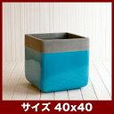 ファイバーストーン ピクトル 40  ≪おしゃれな植木鉢/鉢カバー/室内鉢≫