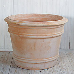 カルモー FR1 Mサイズ ≪おしゃれな植木鉢/陶器/大型テラコッタ・素焼き鉢系≫