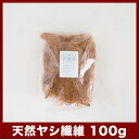 ココファイバー 100gバッグ  ≪天然のココヤシ繊維≫