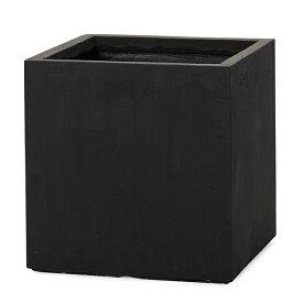 【植木鉢】【大型】【あす楽対応】ファイバークレイプロ 02 ベータ キューブ 45【植木鉢 大型 プランター おしゃれな植木鉢 鉢 軽量 セメント】
