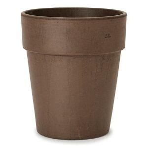 アルト チョコ 10号  ≪植木鉢/イタリアンテラコッタ鉢/素焼き鉢/イタリア≫