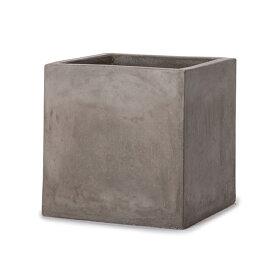 コンクア キューブ 36 ≪植木鉢/大型/おしゃれ/鉢≫
