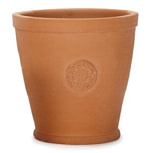 テラコッタ E39 Lサイズ  ≪植木鉢/おしゃれ/陶器/テラコッタ/素焼き鉢≫
