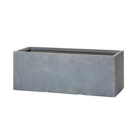 ファイバークレイプロ 12 ラムダ・スリム80 ≪大型植木鉢/陶器・テラコッタより軽量なセメントプランター≫