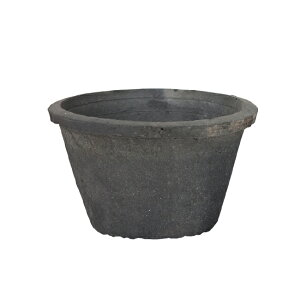 モスポット 100S 3号  ≪植木鉢/おしゃれ/ラフ/陶器/テラコッタ/素焼き鉢≫