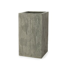 ヴァル ピラー 60 ≪大型鉢カバー/アンティーク加工・テラコッタより軽量なセメントプランター/セール対象3≫