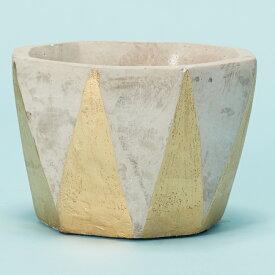 ディノ 7 ≪植木鉢/ガーデン雑貨/鉢カバー/おしゃれ/かわいい/セメント/インテリア≫