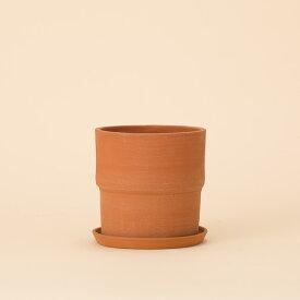 【植木鉢】カリータ/カミーラ 12 受け皿付き【植木鉢 おしゃれ 鉢カバー ガーデン雑貨 かわいい インテリア セール対象F】