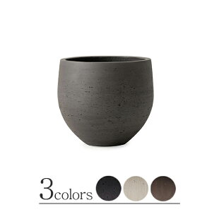 カッソル オーブ 6号 ≪植木鉢/中型/軽量/おしゃれ/ファイバーセメント≫