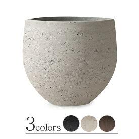 カッソル オーブ 11号 ≪植木鉢/中型/軽量/おしゃれ/ファイバーセメント≫