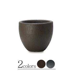 ルビーゴ ラウンド M 33 ≪植木鉢/鉢カバー/中型/軽量/おしゃれ≫