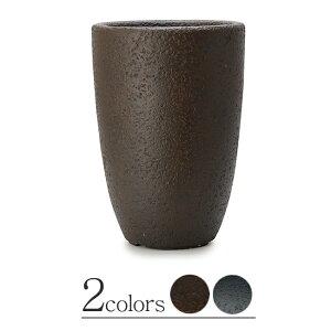 ルビーゴ ラウンドトール L 37 ≪植木鉢/鉢カバー/中型/軽量/おしゃれ≫