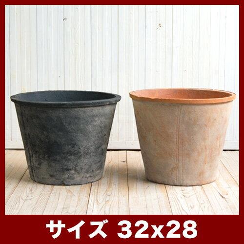 モスポット 400LL 11号  ≪植木鉢/おしゃれ/ラフ/陶器/テラコッタ/素焼き鉢≫