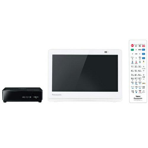 パナソニック UN-10E8 10V型ポータブル地上・BS・110度CSデジタル液晶テレビ(別売USB HDD録画対応) プライベートビエラ【送料無料】【在庫有り】