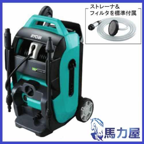 リョービ 高圧洗浄機 AJP−4210GQ ストレーナー&フィルタ付 東日本用(50Hz)