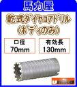 ユニカ(unika)【乾式ダイヤ】多機能 UR21ボディのみ 70mm [UR-D70B]