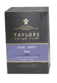 テイラーズ・オブ・ハロゲイト 紅茶アールグレイ20ティーバッグ