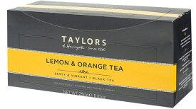 テイラーズ・オブ・ハロゲイト 紅茶レモン&オレンジ100ティーバッグ