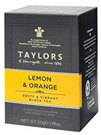 テイラーズ・オブ・ハロゲイト紅茶レモン&オレンジ