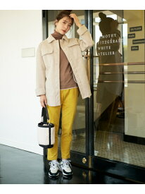 【SALE/76%OFF】ホソコールテーパードPT BARNYARDSTORM バンヤードストーム パンツ/ジーンズ パンツその他 イエロー ホワイト ベージュ【RBA_E】[Rakuten Fashion]
