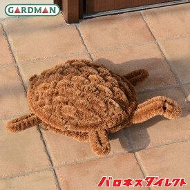 英国ガードマン(GARDMAN) 陸ガメの泥落とし 大サイズ ギフト【あす楽対応】【店頭受取対応商品】