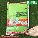 【お得セット】ゴルフ場も太鼓判!バロネス 芝生の肥料 5kg 6袋セット 緩効性化成肥料 細粒タイプ 10-10-10 粒状 芝の…