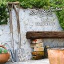 英国ブランド Spear&Jackson ガーデンツール トラディショナル ボーダー ステンレス スコップ&フォーク 中サイズ2点…