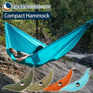 TICKET TO THE MOON チケットトゥザムーン コンパクトハンモック キャンプ アウトドア ベッド 寝具 tmc35 tmc14 tmc08 tmc24