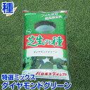 耐暑性に優れた3種特選ミックス ダイヤモンドグリーン 1kg バロネス寒地型 芝生の種 お庭の広さ6〜7.6坪用 オリジナル…