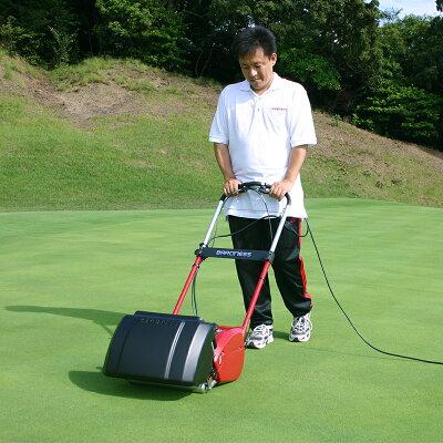 ゴルフ場トップシェアバロネスコード付自走式芝刈り機LM12MH