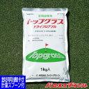芝生用殺菌剤 トップグラス 1kg ゴルフ場も使用 芝病害 病気 ダラースポット病 炭そ病 葉腐病 日本芝 コウライシバ ベ…