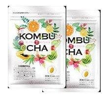 【2袋セット】KOMBUCHA生サプリメント (コンブチャ生サプリメント) 30粒(約1ヶ月分)×2
