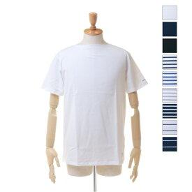 【SALE セール ★ 30%OFF】 ORCIVAL(オーチバル/オーシバル) メンズ ボーダー ボートネック 半袖 Tシャツ RC-6774