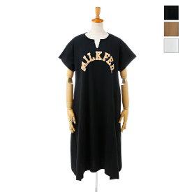 【SALE セール ★ 30%OFF】 MILKFED.(ミルクフェド) レディース ワンピース アーチロゴ ドレス ARCH LOGO DRESS 03192969
