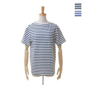 【SALE セール ★ 30%OFF】 ORCIVAL(オーチバル/オーシバル) レディース ボーダー ボートネック 半袖 Tシャツ RC-6774