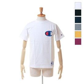【SALE セール ★ 30%OFF】 Champion(チャンピオン) メンズ ユニセックス ビッグロゴ 「C」 刺繍 半袖 Tシャツ C3-F362