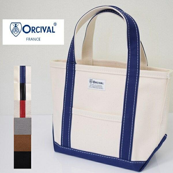 【新色入荷】バッグ/ORCIVAL オーチバル オーシバル/キャンバス トートバッグ/RC-7060HVC