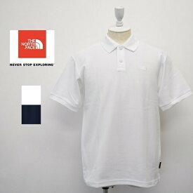 メンズ/THE NORTH FACE ザ ノースフェイス/半袖 鹿の子 CASUAL POLO カノコ スナップボタン ポロシャツ /NT21951