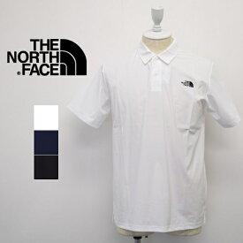 メンズ/THE NORTH FACE ザ ノースフェイス/半袖 ACTIVE POLO SHIRT ポロシャツ ポリウレタン-100%/NT21990