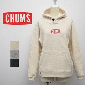 レディース/CHUMS チャムス/ボタン付き スウェット パーカー 裏起毛  /CH10-1221