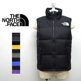 メンズ/THE NORTH FACE ザ ノースフェイス/ダウンベスト ヌプシ ベスト NUPTSE VEST/ND91843