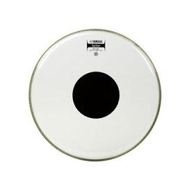 ヤマハ レモ コンサートトムトムヘッド(CT-8000シリーズ用) CSブラックドット16インチ CSBD16