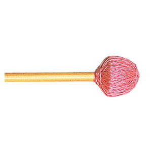 ヤマハ マリンバ&ビブラフォン用 マレット MR-3010 綿糸巻ヘッド ハード 2本1セット